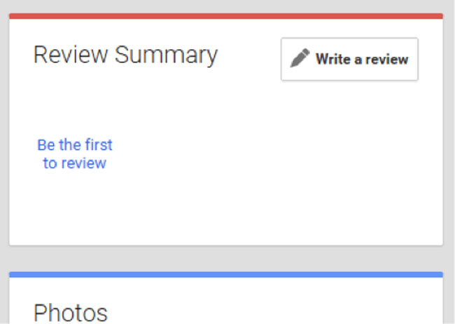 google-review-summary